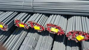 Hot Rolled Reinforcing Deformed Steel Bars in Grade HRB400-HRB500