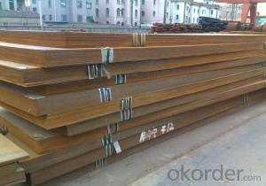 Steel Sheets for Shipment Middle Thick Sheets