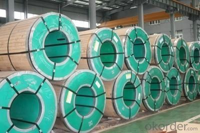 Stainless Steel Coil Cold Rolled 201 with High Quality