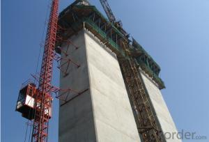 Auto-climbing Formwork QPMX-50 & ZPM-100 in Formwork Products