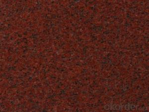 Multicolor Red Granite Stone for Granite Tile, Slab, Countertop and Paving
