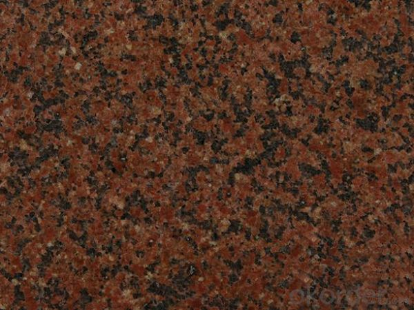 Taishan Red Granite Stone for Granite Countertop, Granite Slab