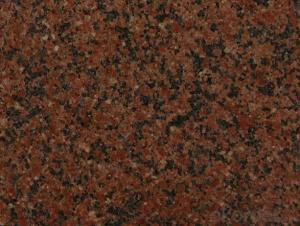 Taishan Red Granite Stone for Granite Countertop, Granite Slab