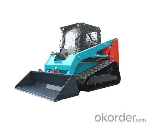 CMAX Crawler Skid Steer Loader  Multi-function Equipment