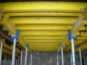 Buy Steel Prop Support Timber Beam Formwork System For