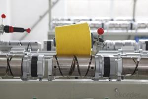 Soft/Tight Fibre Cone Textile Winding Machine