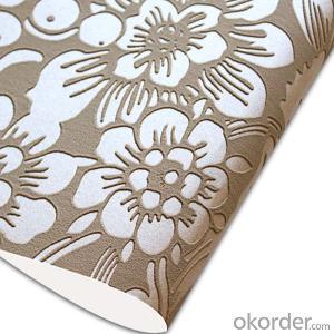 Glass Beads Wallpaper Modern Classic 3d Design Paper Wallpaper Cheap Price Sale