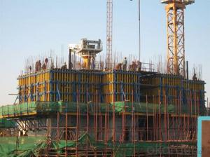 Automatic Climbing Formwork for Construction Building and Others
