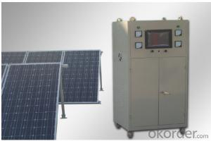 Solar Home System CNBM-K8 5KW  with Low Price