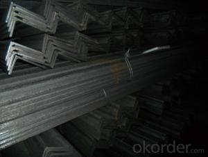 Steel Angle Unequal Angle Made in China with High Quality for Construction