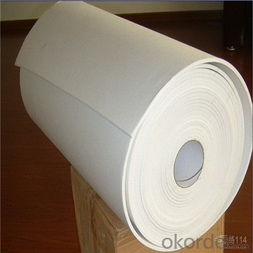 Cryogenic Insulation Paper for LNG Tank
