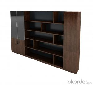 Office Table Sets MDF Board Material Modern Design