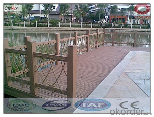 Easy Installation Cheap Cost Outdoor Wpc Flooring