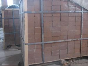 Magnesite Refractories Bricks Magnesia Brick for Aod Furnace Lining