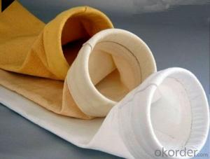 Polyester /Polypropylene /PTFE /NOMEX /P84 /Fiberglass /PPS /Acrylic Dust Filter Bags
