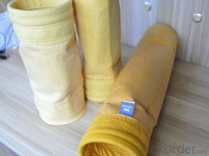 PP Polyester PTFE PPS NOMEX Aramid P84 Fiberglass Dust Filter Bag