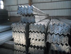 Q345 angle, angle steel, galvanized angle steel