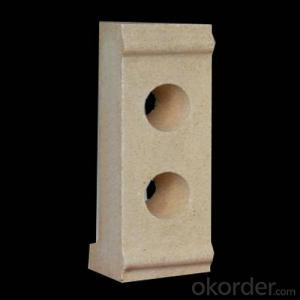 Fireproof Refractory Fire Brick Corundum Brick for High Temperature Ladle Kiln