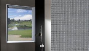Fiberglass Mosquito Netting for Windows