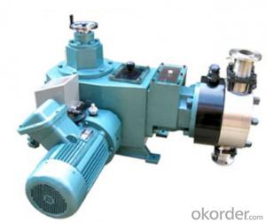 Hydraulic Plunger Postion Chemical Dosing Metering Pump