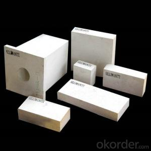 White Fused Alumina As The Material of Corundum Brick