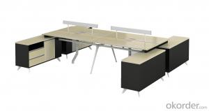 Working Table Sets Office Furniture Selling