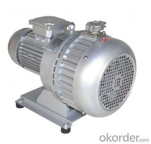 High Capacity Oil Free Dry Scroll Vacuum Pump