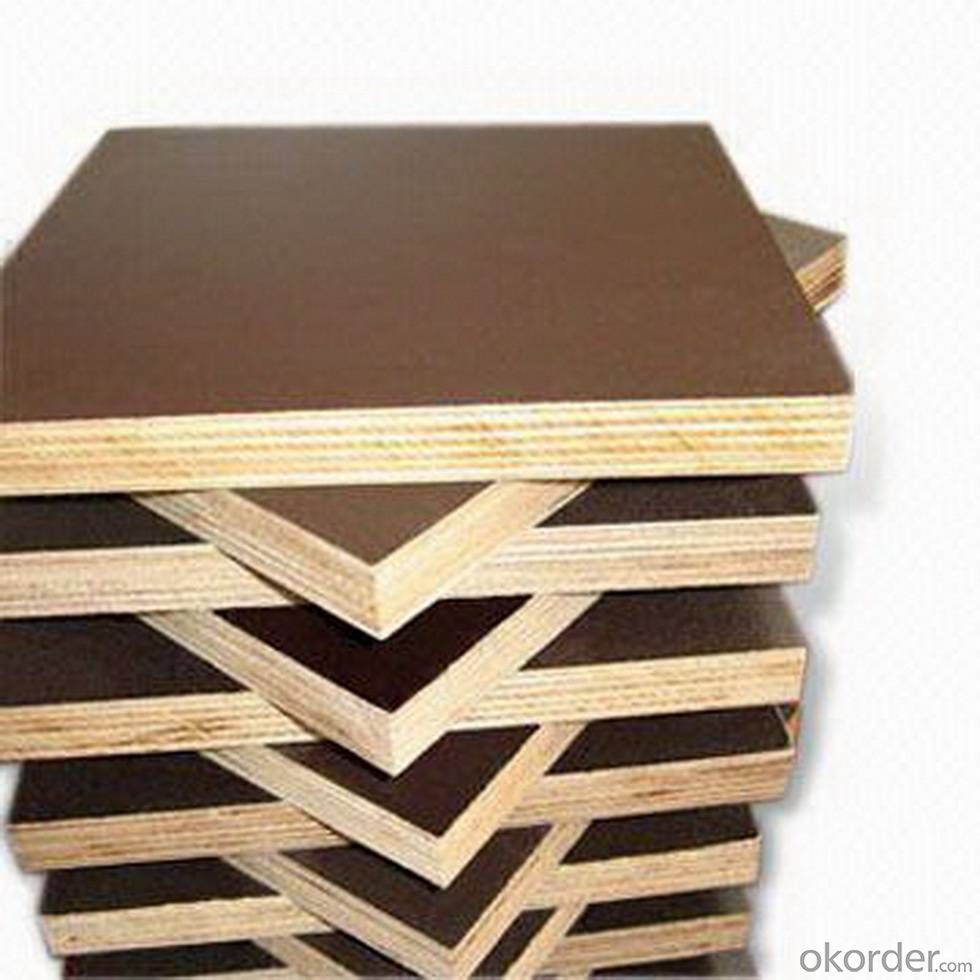 PHENOLIC POPLAR FILM FACED PLYWOOD FOR CONSTRUCTION