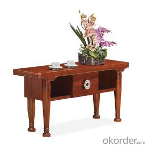 Office Executive Table of MDF and Vaneer