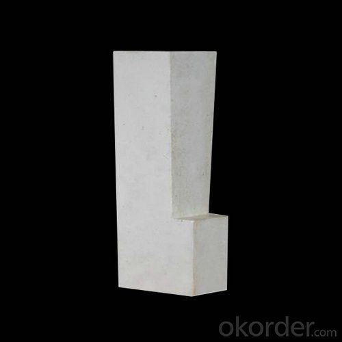 FC Corundum Seating Refractory Bricks for Ladle