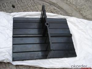Rubber Waterstops for Concrete from China of Best Price