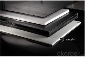 SMC with 1.5mm Thickness Strong Fire Resistance Coloful/ SMC FRP Sheet with High Quality/Good Pirce