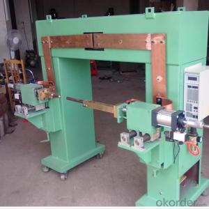 Automatic Double Spot Welding for Packaging