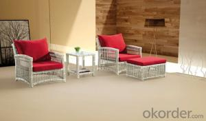 Outdoor Furniture Leisure Garden Rattan Outdoor Table Chair