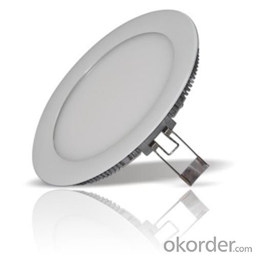 led  mini round panel light   PR93C-DC01-2835T9W