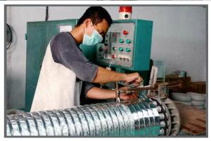 Aluminium Flexible Duct from CNBM China Government Company