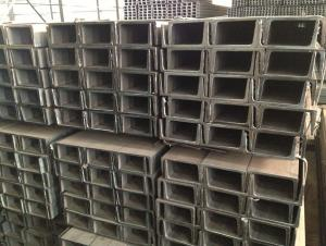 JIS G3192.SS400  Steel Channel With High Quality
