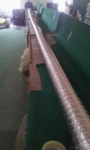 Un-insulated Flexible Ductings HVAC Ducting HVAC Flexible Ductings