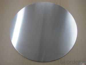 Aluminum Circle for Pressure Pan Hot Rolled AA1100