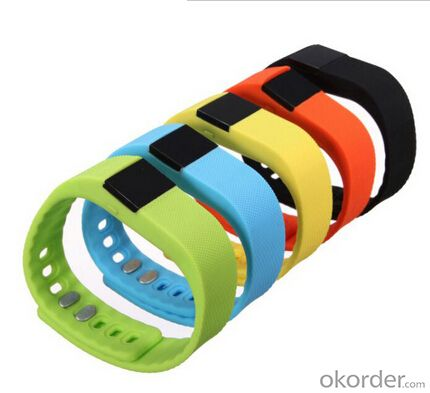 Bluetooth Wristband Pedometer Smart Watch