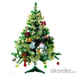 Artificial Christmas Tree of Colorful Design from Factory