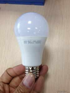 LED  BULB   LIGHT   A65E27-TP022-563012W