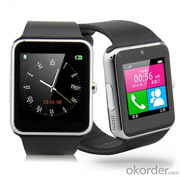 Smart Watch For Iphone / Samsung Galaxy Note3 WIFI Bluetooth Android 4.3