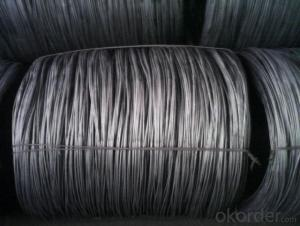Hot Rolled Steel Wire Rods SAE1006Cr---SAE1018Cr