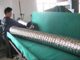 Aluminium Flexible Duct (Insulated and Non-insulated)