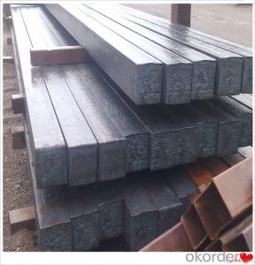 5sp Mild Steel Billet Q235,Q255,Q275,Q345,3SP,5SP,20MnSi Made in  China