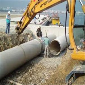 GRE PIPE ( Glass Reinforced Epoxy pipe)Pipeline of  Polymer Solution