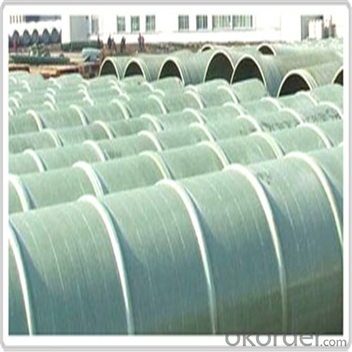 Buy GRE PIPE ( Glass Reinforced Epoxy pipe)Pipeline of Brine Water