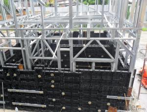 plastic concrete formwork better than doka formwork