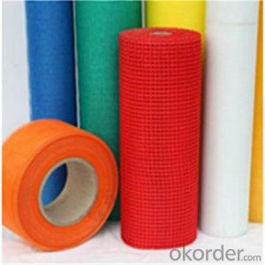 Fiberglass Mesh Coating 120g Plain Fabric